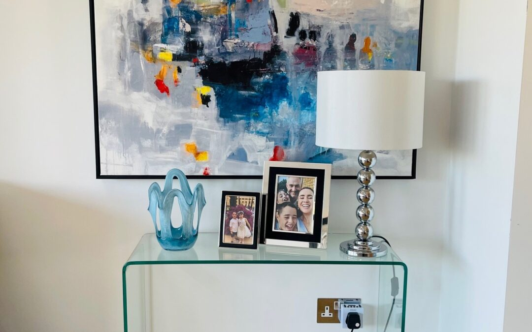 Home styling with items you already own